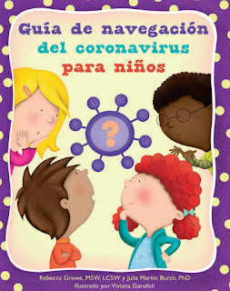 Coronavirus para Niños: Libro Guia de Navegacion del Coronavirus para Niños