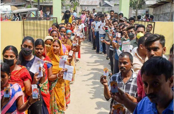 आज देश के पांच राज्यों में हो रहे विधानसभा चुनाव ,क्या AIADMK को तीसरी बार मिलेगी सत्ता