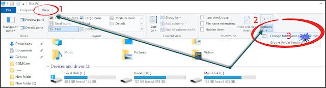 حل مشكلة توقف explorer.exe أثناء النقل أو النسخ فى ويندوز 8.1