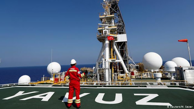 FAZ: Η Τουρκία παράγοντας ανασφάλειας στη Μεσόγειο