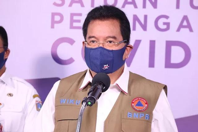 Kota Semarang Jawa Tengah Jadi Wilayah Tertinggi Kasus Aktif Corona di RI