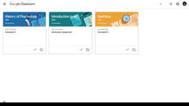 Cara Menggunakan Google Classroom