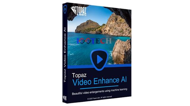 تحميل برنامج Topaz Video Enhance AI كامل مع التفعيل