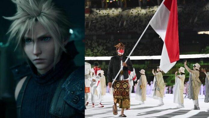 Musik game di olimpiade 2020 Jepang
