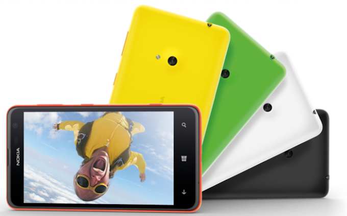 Nokia Lumia 625 for Telus receives Lumia Black software update with GDR3