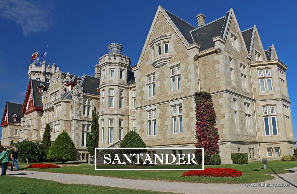 Lugares imprescindibles que ver en Santander