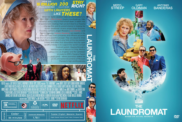 The Laundromat DVD Cover