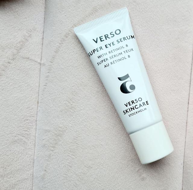 Verso Super Eye Serum with Retinol review