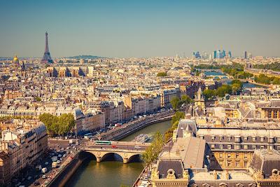 Kurban Bayramı,  Paris Turu,  seyahat