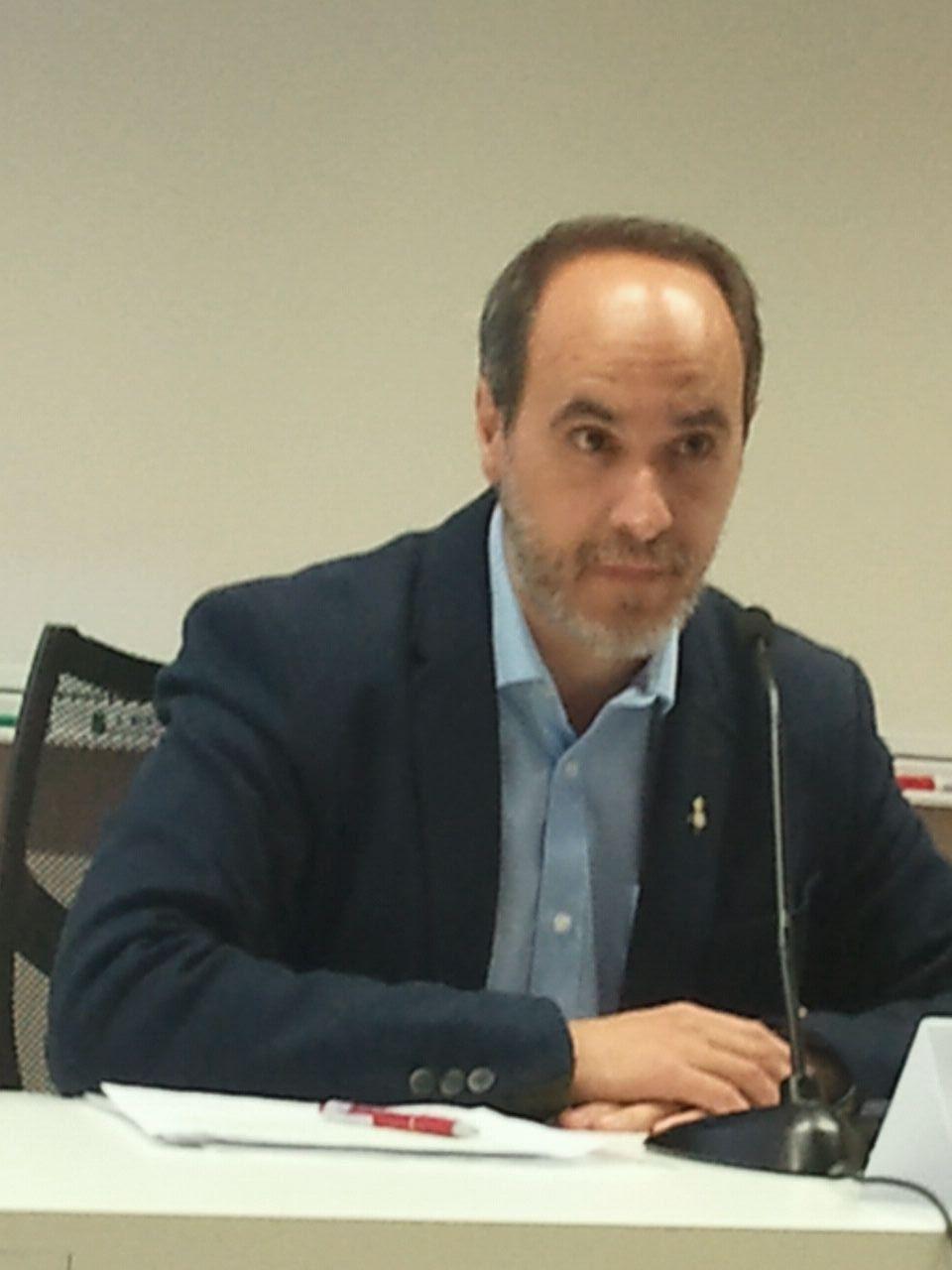 David Odalric de Caixal i Mata; Historiador, Analista en Historia Militar y  Geoestategia Internacional; Director General de SECINDEF (Security, ...