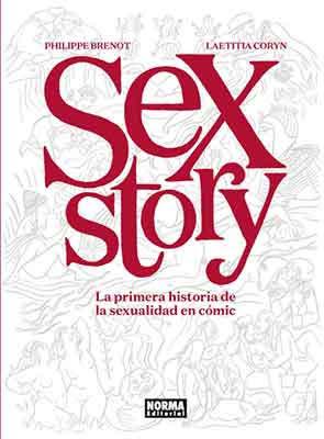 Sex Story, un cómic que desvela la historia del sexo