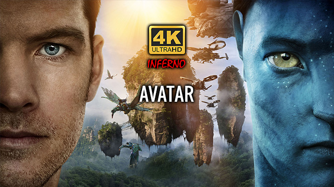 Avatar 2009 Extendida 4K UHD 2160p Español Latino-Castellano-Inglés