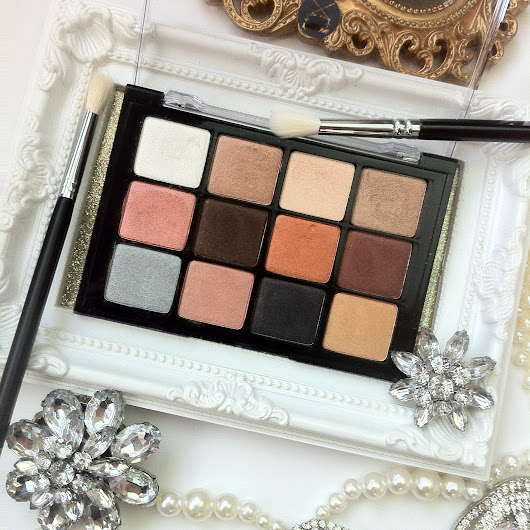 Viseart Sultry Muse Palette Review & Swatches