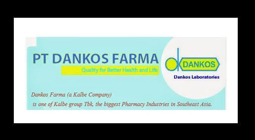 Info Lowongan kerja PT Dankos Farma Terbaru Operator Produksi