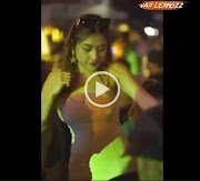 Dance Video: Various babes with big boobs dancing at outdoor [1:35]