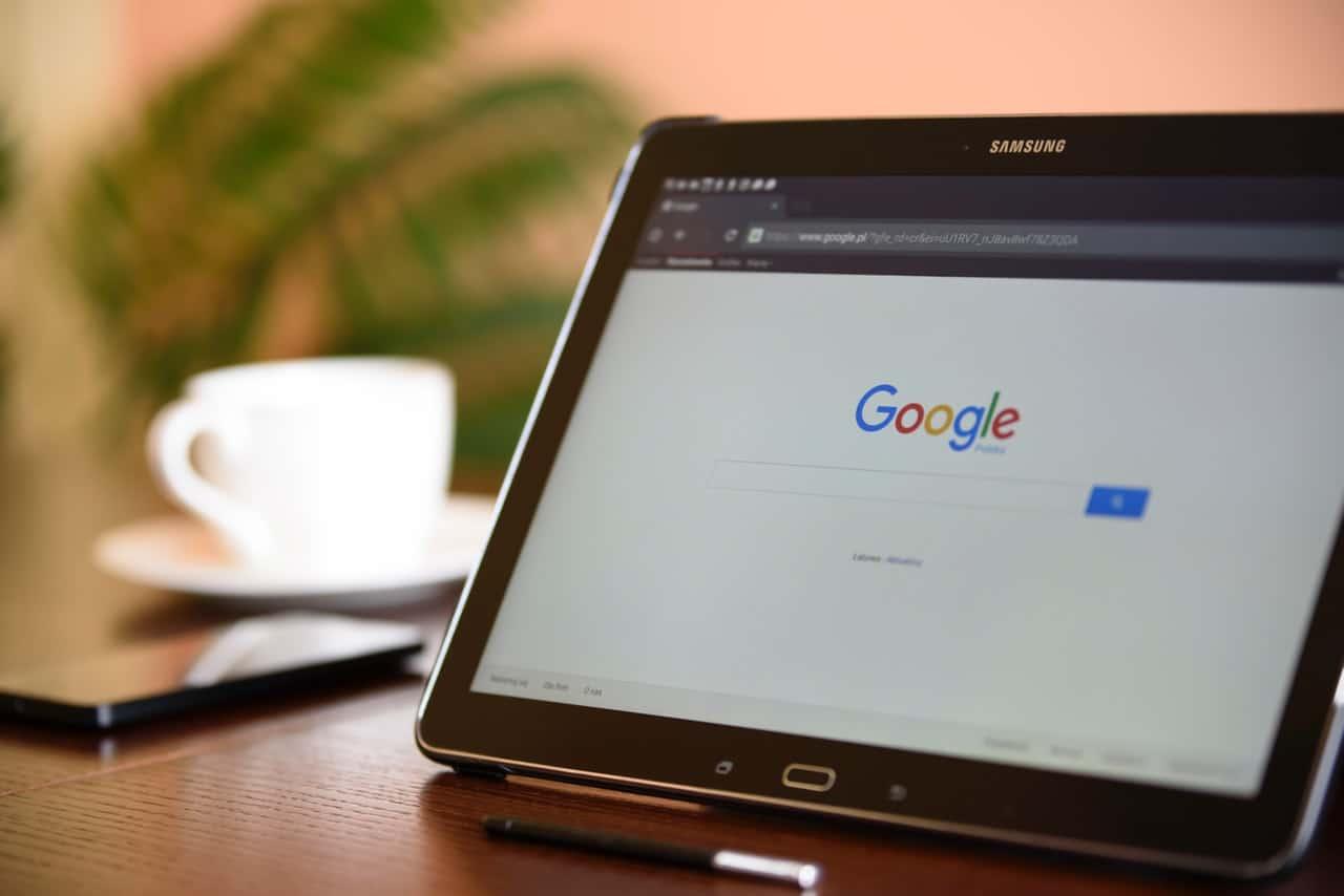 cara mengubah bahasa di google pc