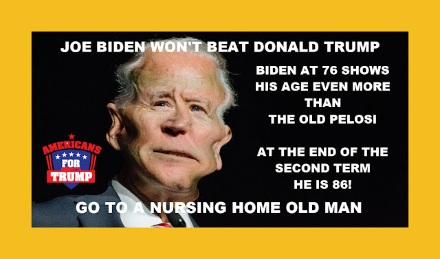 Memes: Joe Biden GO TO A NURSING HOME OLD MAN