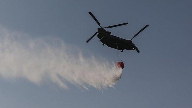 Μια παραίτηση Στρατηγού για τις φωτιές που ανακλήθηκε και η πρώτη διαθεσιμότητα Ταξιάρχου