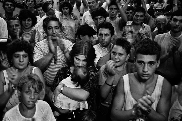 Fotografías de la mafia de Letizia Battaglia