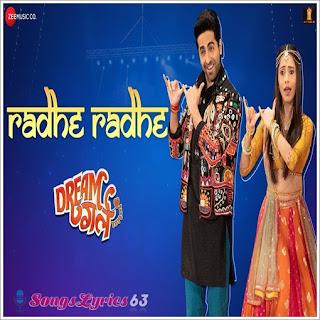 Radhe Radhe Lyrics Dream Girl [2019]