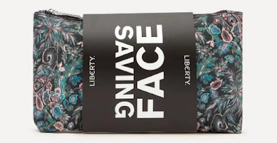 LIBERTY LONDON SAVING FACE BEAUTY KIT 2020