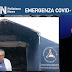 Emergenza COVID-19, Piazzapulita (La7) negli ospedali di Polistena e Locri (VIDEO)