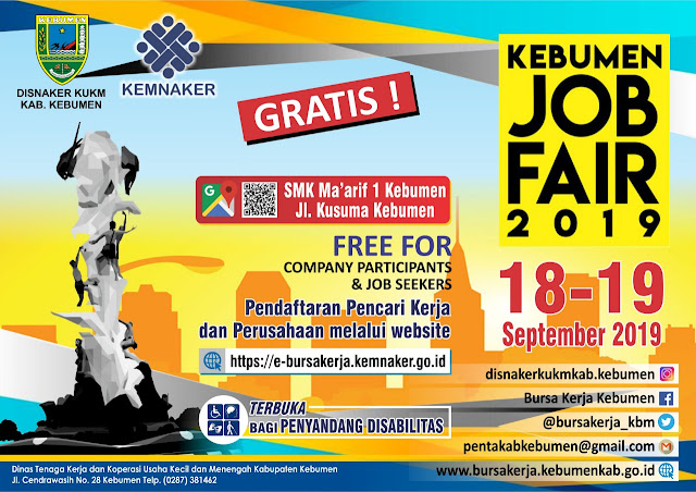Job Fair Kebumen