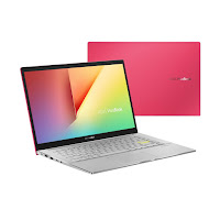ASUS VivoBook S14 S433 Resolte Red