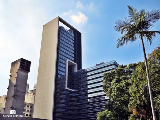 Vista ampla do Edifício Setin Downtown República - República - São Paulo