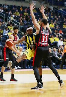 Fenerbahçe Doğuş - Eskişehir Basket