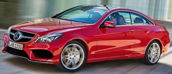 2017 Mercedes Benz E Class Coupe Review Redesign Release Date