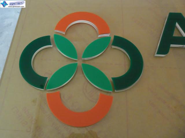Acrylic Logo - Agbeam Philippines