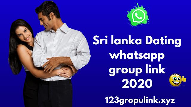 Join 500+ sri lanka dating whatsapp group link