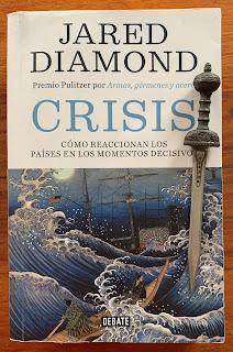 Portada del libro Crisis, de Jared Diamond
