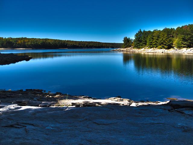 Saugatuck Reservoir, Aspetuck Land Preserve