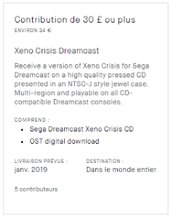 [Multi-supports] Xeno Crisis, les différentes news Xc