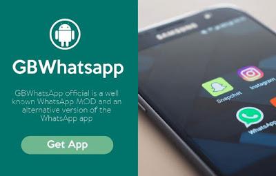 Download GB WhastApp Pro Anti Banned Terbaru 2021