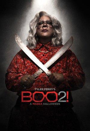 Poster Boo 2! A Madea Halloween 2017