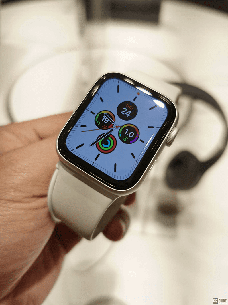 Apple Watch Series 5 arrives at Beyond the Box