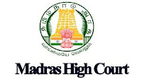 High Court of Madras District Judge (Entry Level) Recruitment 2020