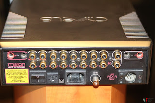 Cyrus 3 Intergrated amp (Sold) Cyrus3.1