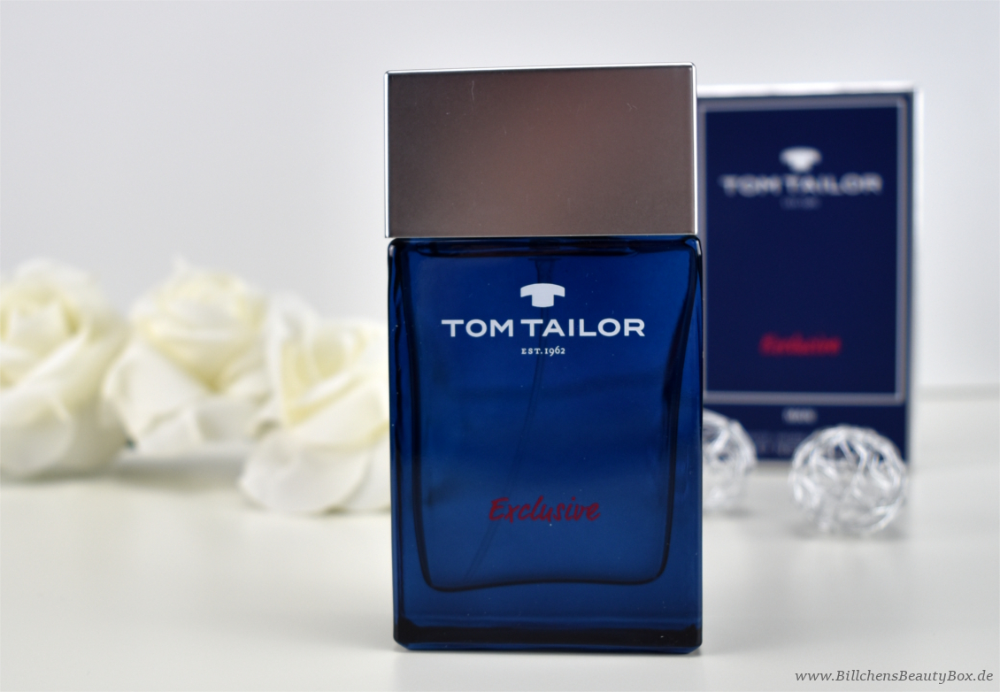 Tom Tailor - Exclusive Man - Review - Duftbeschreibung