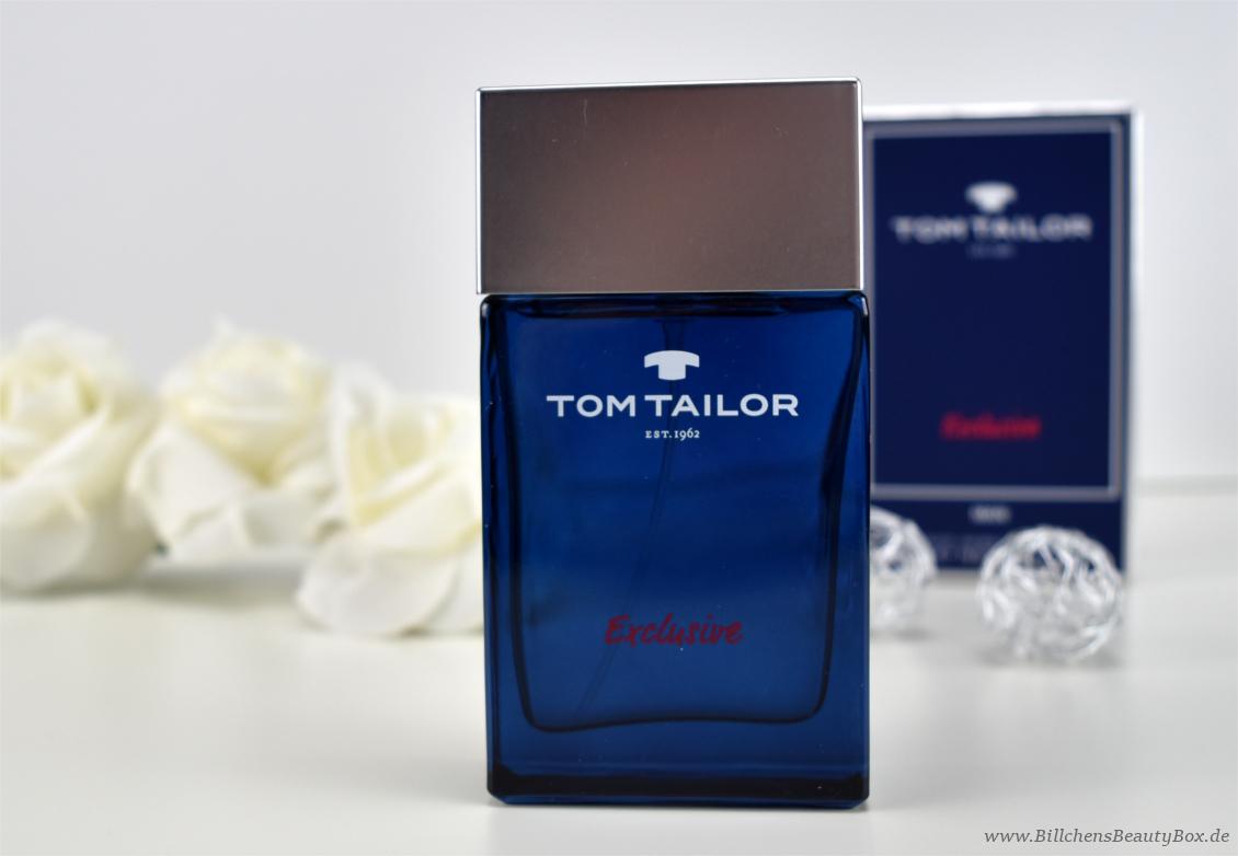 Tom Tailor - Exclusive Man - Review - Duftbeschreibung