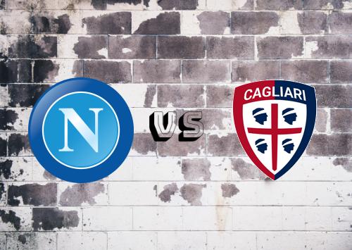 Napoli vs Cagliari  Resumen