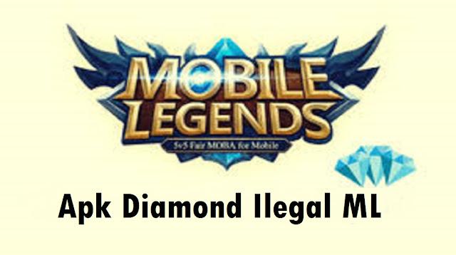 Apk Diamond Ilegal ML