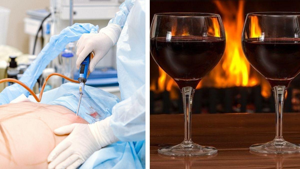 Bebida alcoólica após a cirurgia bariátrica pode