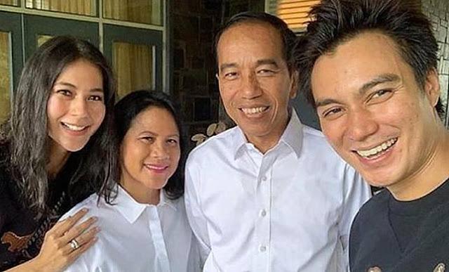 Baim Wong Dibully Usai Beri Ucapan Selamat Ulang Tahun ke Jokowi