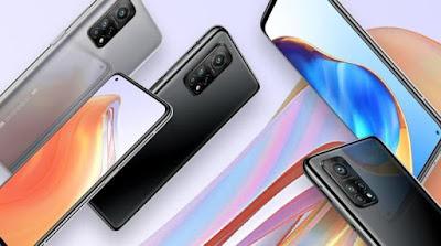 Ревю на Xiaomi Mi 10T / Mi 10T Pro / Mi 10T Lite