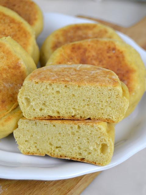 Pan sin levadura ¡En sartén! Listo en 15 minutos