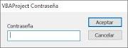 Cómo quitar contraseña a un Proyecto de Visual Basic para Aplicaciones en un archivo de Excel - El error 40230